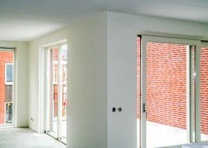 Glasvliesbehang van veka stuc kwaliteitswerk tegen de for Prijzen glasvliesbehang